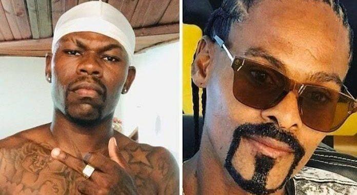 50 Cent e Snoop Dogg brasileiros