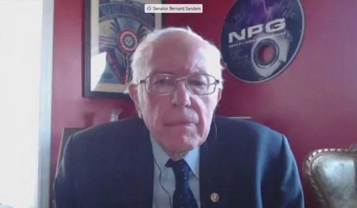 Bernie Sanders RHCP