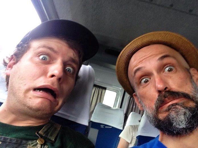 Carlo Bruno Montalvão e Mac DeMarco Brain Productions