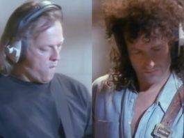 David Gilmour e Brian May