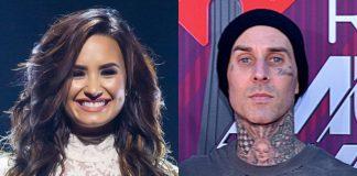 Demi Lovato e Travis Barker