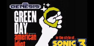 Green Day Sonic