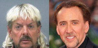 Joe Exotic Máfia dos Tigres Nicolas Cage