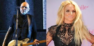 Billy Corgan e Britney Spears