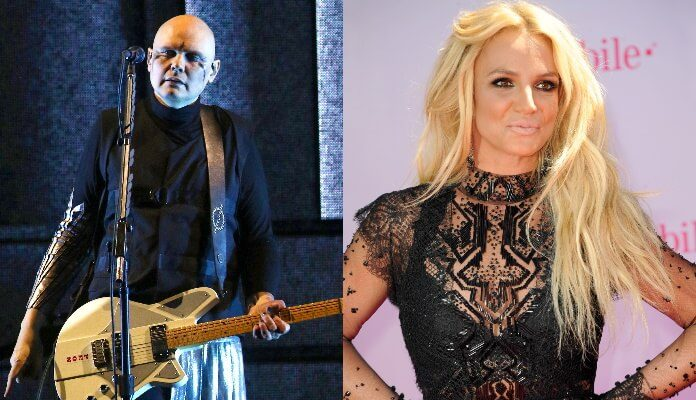 Billy Corgan and Spears