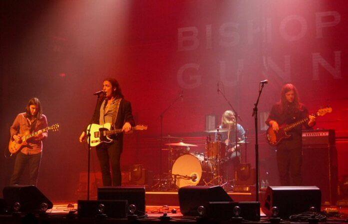 Bishop Gunn ao vivo