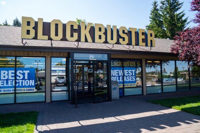Última loja da Blockbuster no mundo