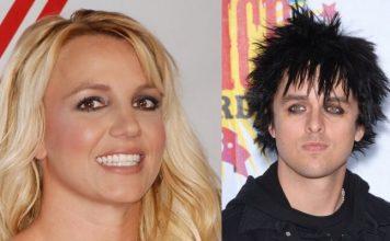 Britney Spears e Billie Joe Armstrong (Green Day)