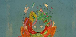 """Capa de """"O Cabeça de Folha"""" (Maneva)"""