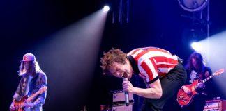 Cage The Elephant na Holanda em 2017