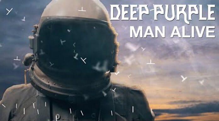 Deep Purple - Man Alive