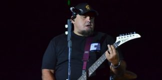 Digão (Raimundos) no festival João Rock