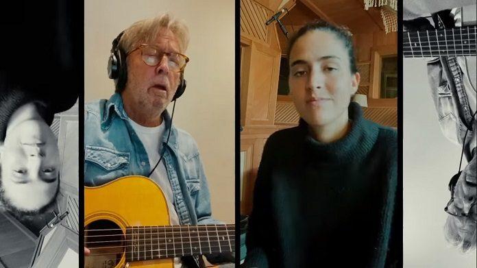 Eric Clapton e Maro