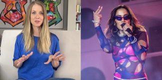 Gabriela Prioli e Anitta