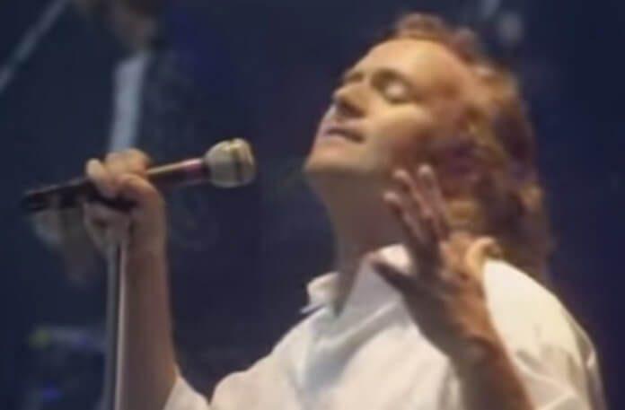 Genesis Live At Wembley