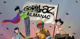 Almanaque do Gorillaz