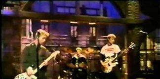 Green Day no programa de David Letterman em 1994