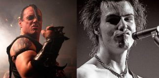 Jerry Only e Sid Vicious