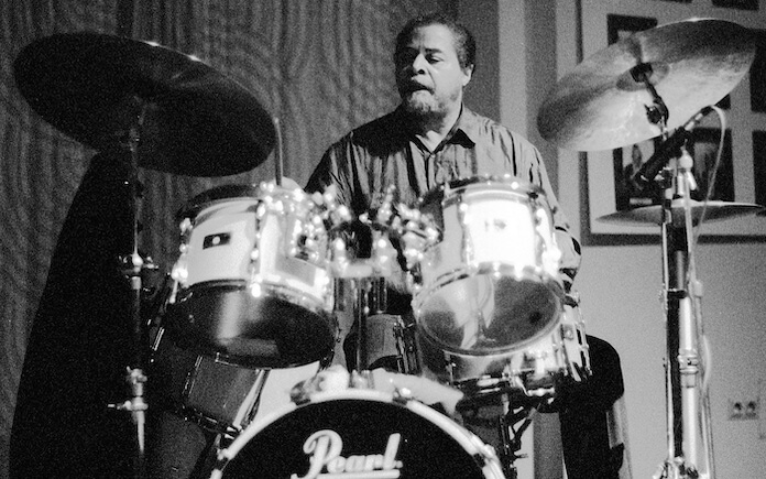 "Jimmy Cobb, baterista de ""Kind of Blue"""