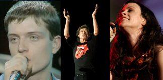Agenda de Lives: Joy Division, Rolling Stones, Alanis Morissette