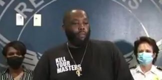 Killer Mike (Run The Jewels) em Atlanta