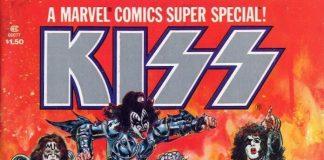 Quadrinho do KISS, 1977