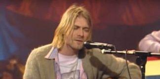 Kurt Cobain e o violão do Acústico MTV