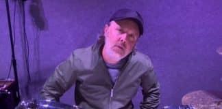 Lars Ulrich fala sobre doações do Metallica