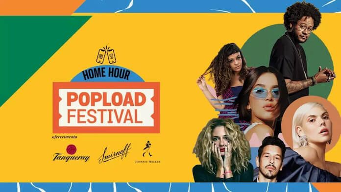 Popload Festival Home Hour