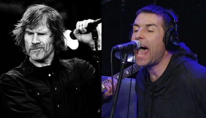Mark Lanegan e Liam Gallagher