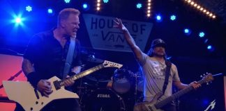Metallica na House Of Vans de Londres, 2016