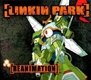 "Capa de ""Reanimation"" (Linkin Park)"