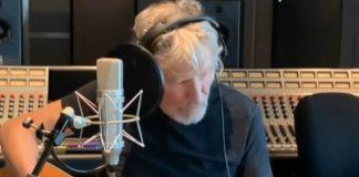 Roger Waters na live do Dia do Trabalhador