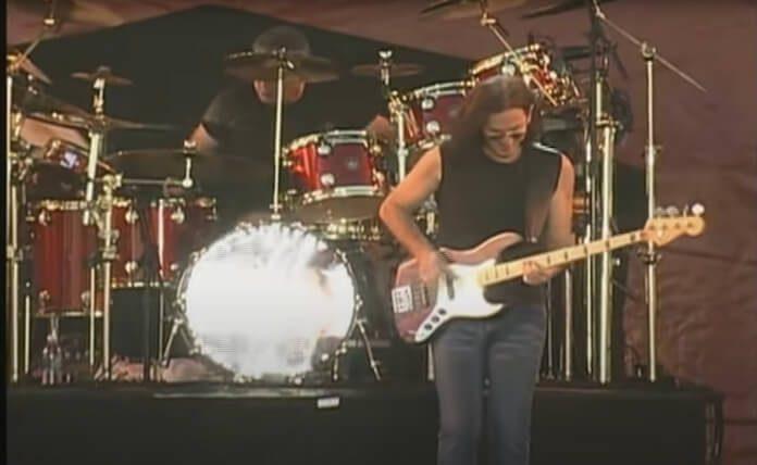 Rush, Rolling Stones e bela performance de