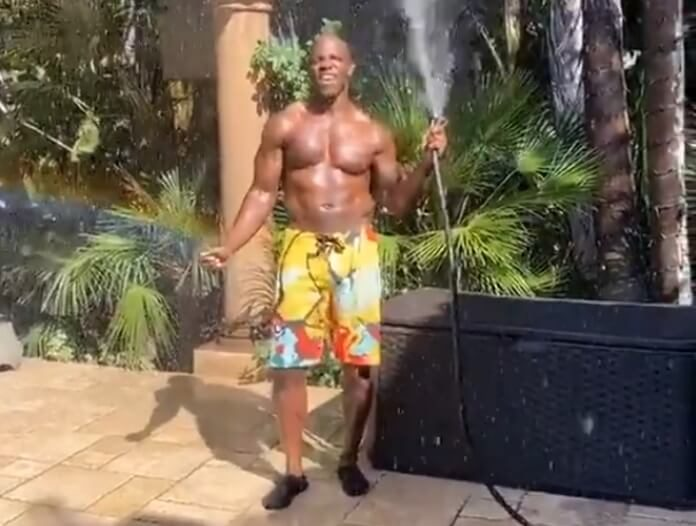 Terry Crews - Rain On Me