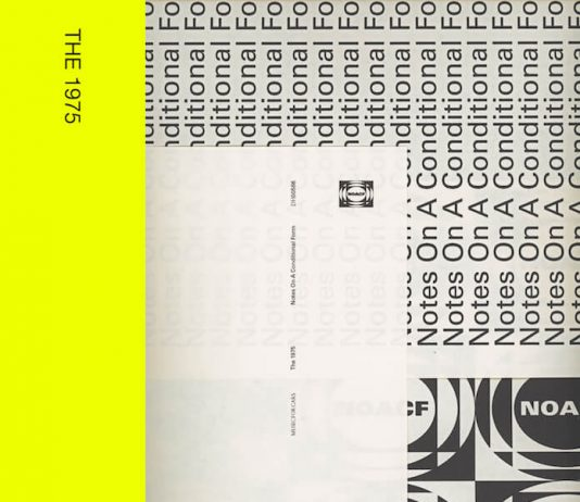 """The 1975 - """"Notes on a Conditional Form"""""""