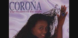 """Capa de """"The Rhythm of the Night"""" (Corona)"""