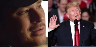Tom DeLonge e Donald Trump