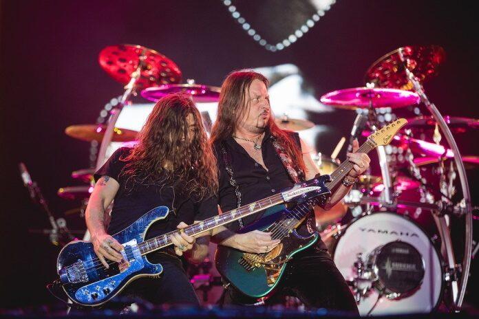 Whitesnake no Rock In Rio 2019