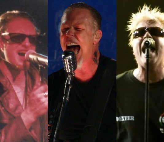 Alice in Chains, Metallica e The Offspring