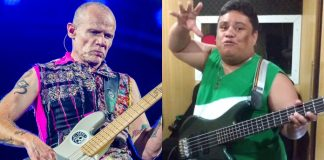 Flea e Junior Groovador