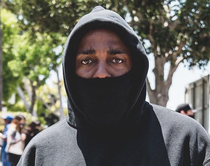Kendrick Lamar participa de protestos antirracistas em Compton