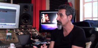 Serj Tankian cansado de explicar porque o System of a Down nao tem album novo nesse caralho