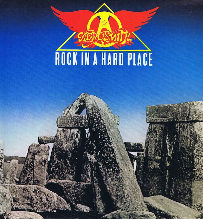 "Aerosmith - ""Rock in a Hard Place"""