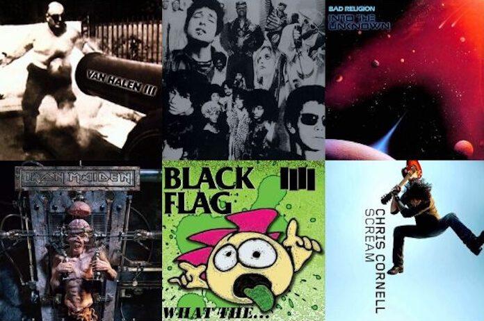 15 álbuns ruins de bandas boas