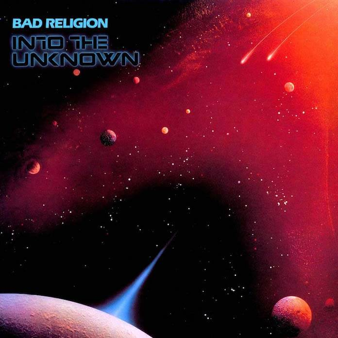 """Bad Religion - """"Into the Unknown"""""""