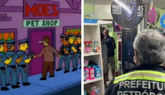 Simpsons e o