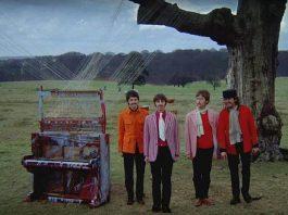 """Beatles em """"Strawberry Fields Forever"""""""