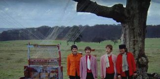 "Beatles em ""Strawberry Fields Forever"""