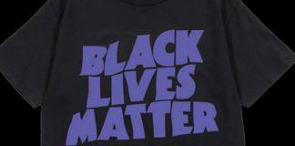 Black Lives Matter: camiseta do Black Sabbath